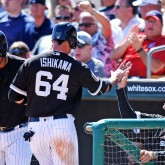 MLB: Spring Training-Chicago Cubs at Chicago White Sox
