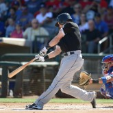 MLB: Spring Training-Chicago White Sox at Texas Rangers