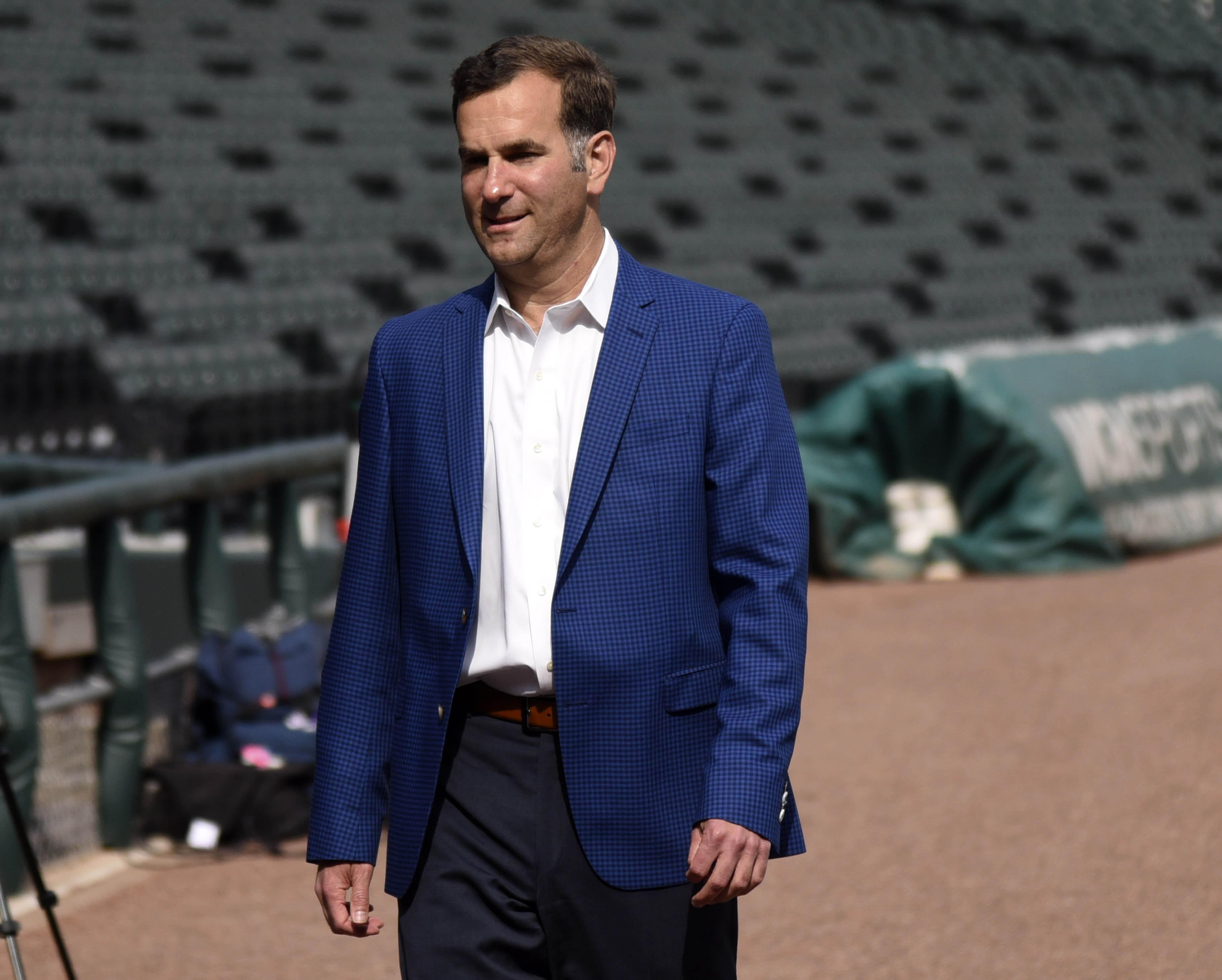 MLB: Houston Astros at Chicago White Sox