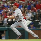 MLB: Cincinnati Reds at Texas Rangers