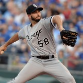 MLB: Chicago White Sox at Kansas City Royals
