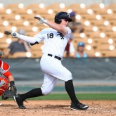 Minor League Baseball: Arizona Fall League-Scottsdale Scorpions at Glendale Desert Dogs