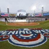 MLB: Detroit Tigers at Chicago White Sox