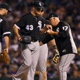 MLB: Chicago White Sox at Colorado Rockies