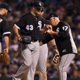 MLB: Chicago White Sox at Colorado Rockies