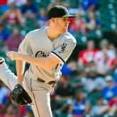 MLB: Chicago White Sox at Texas Rangers