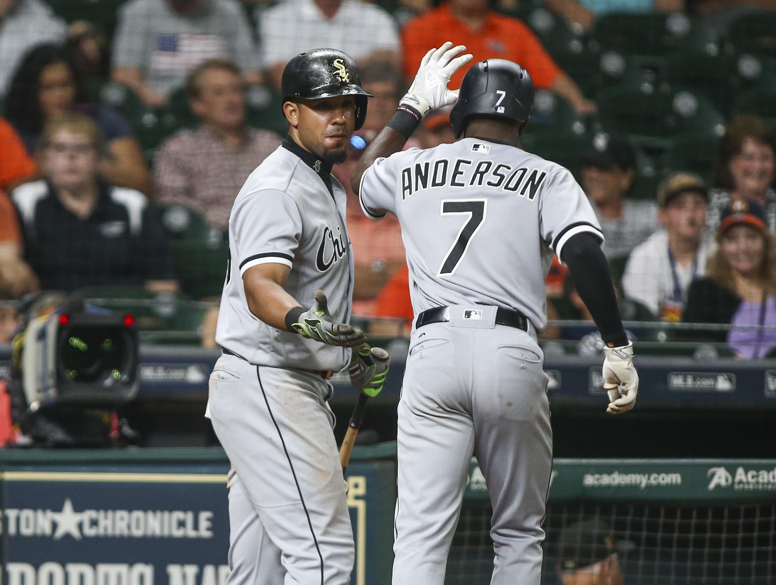 MLB: Chicago White Sox at Houston Astros