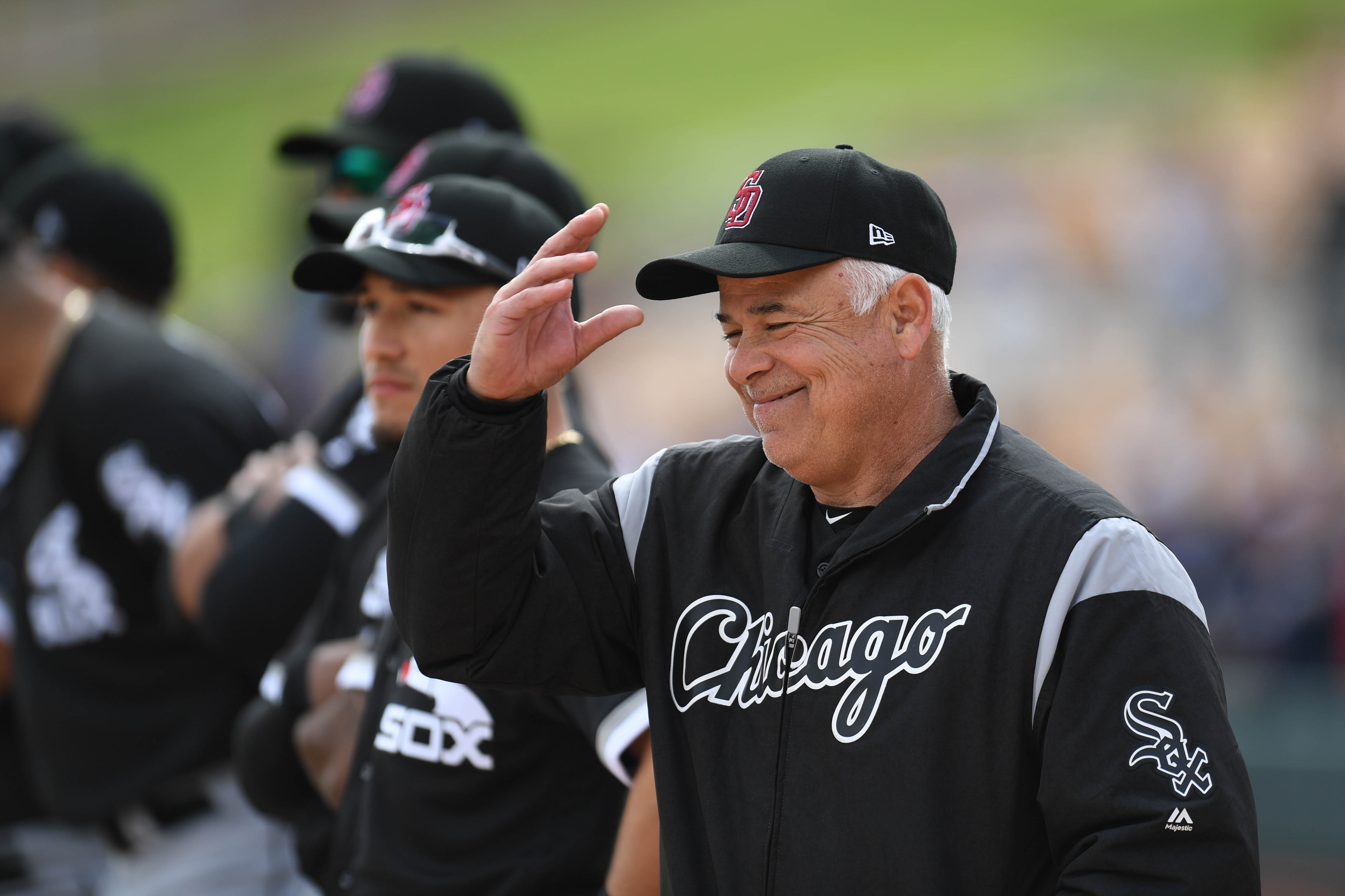 MLB: Spring Training-Chicago White Sox at Los Angeles Dodgers