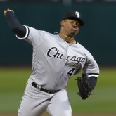 MLB: Chicago White Sox at Oakland Athletics