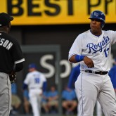 MLB: Game Two-Chicago White Sox at Kansas City Royals