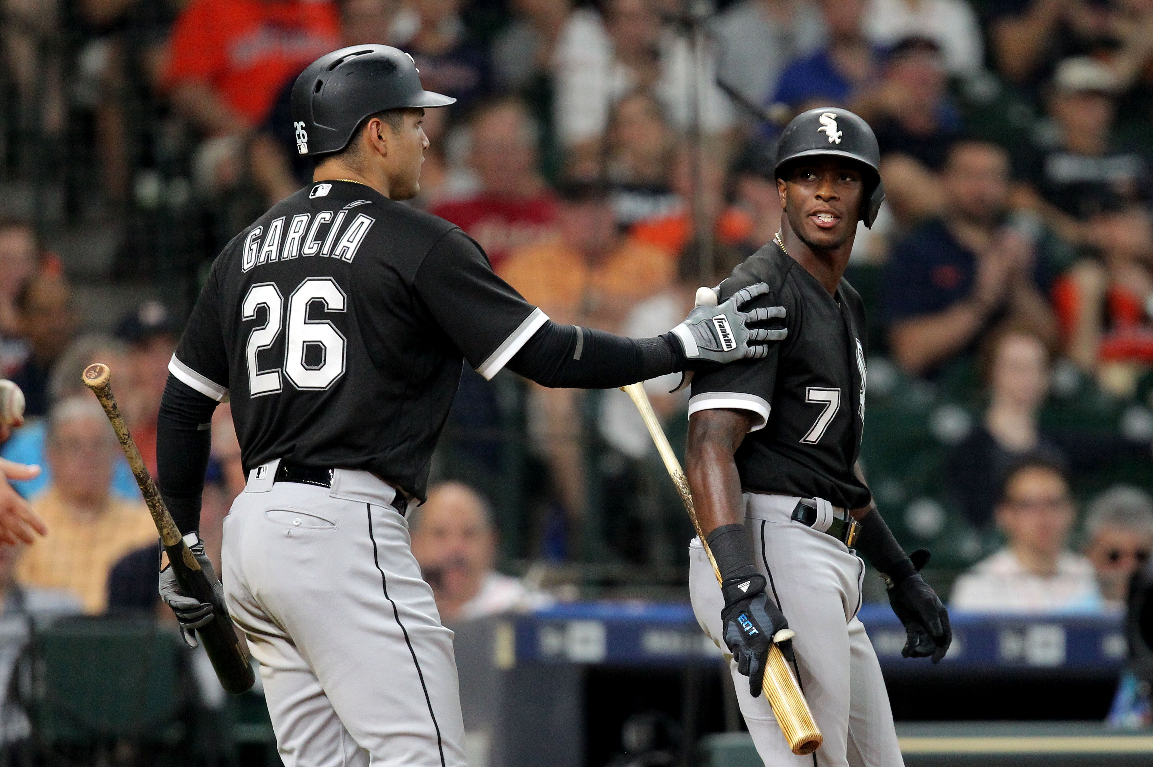MLB: Chicago White Sox at Houston Astros